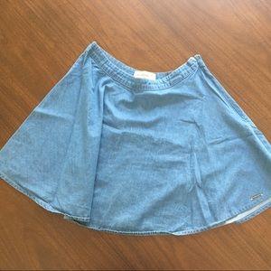 High waisted Flowy skirt from A&F